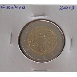 Grécia - 2 Euro - 2013 - Creta