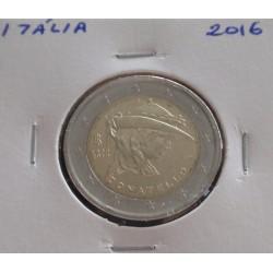 Itália - 2 Euro - 2016 -...