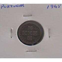 Portugal - 10 Centavos - 1945