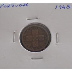 Portugal - 10 Centavos - 1948