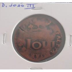 D. João III - 3 Reais - N/D...