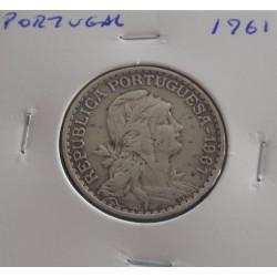 Portugal - 1 Escudo - 1961