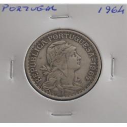 Portugal - 1 Escudo - 1964