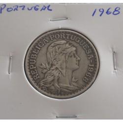 Portugal - 1 Escudo - 1968
