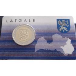 Letónia - 2 Euro - 2017 -...