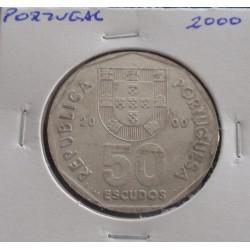 Portugal - 50 Escudos - 2000