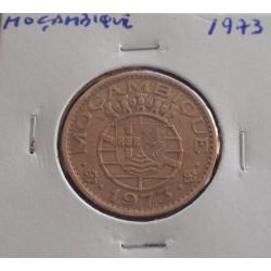Moçambique - 1 Escudo - 1973