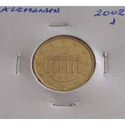 Alemanha - 20 Centimes -...