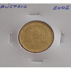 Aústria - 20 Centimes - 2002