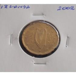 Irlanda - 20 Centimes - 2002