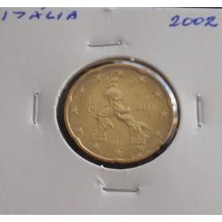 Itália - 20 Centimes - 2002