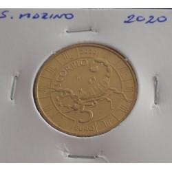 S. Marino - 5 Euro - 2020