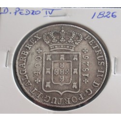 D. Pedro IV - Cruzado -...