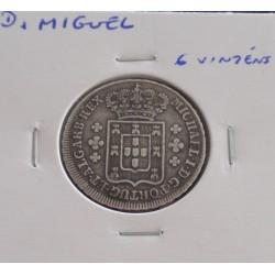 D. Miguel - 6 Vinténs - N/D...