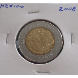 México - 5 Pesos - 2008 -...