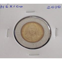 México - 5 Pesos - 2010 -...