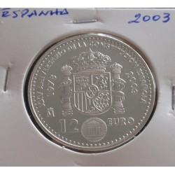 Espanha - 12 Euro - 2003 -...