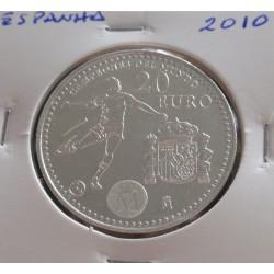 Espanha - 20 Euro - 2010 -...