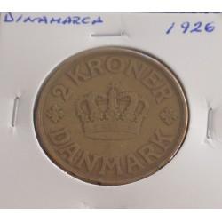 Dinamarca - 2 Kroner - 1926