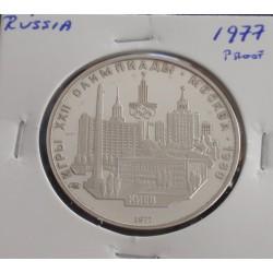 Rússia - 5 Roubles - 1977 -...