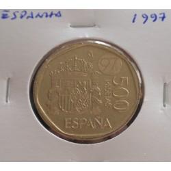 Espanha - 500 Pesetas - 1997