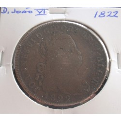 D. João VI - Pataco - 1822...