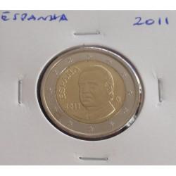 Espanha - 2 Euro - 2011
