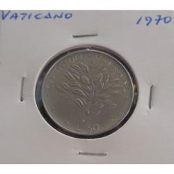 Vaticano - 50 Lire - 1970