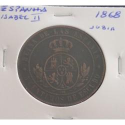 Espanha - Isabel 2ª - 5...