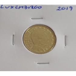 Luxemburgo - 10 Centimos -...