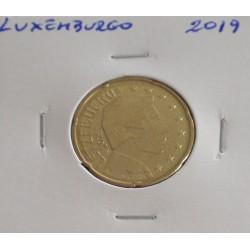 Luxemburgo - 20 Centimos -...