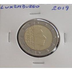 Luxemburgo - 2 Euro - 2019