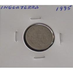 Inglaterra - 5 Pence - 1995