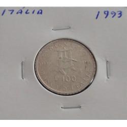 Itália - 100 Lire - 1993 -...