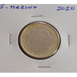 S. Marino - 1 Euro - 2020