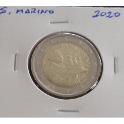 S. Marino - 2 Euro - 2020