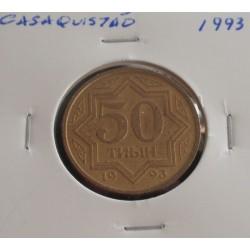 Casaquistão - 50 Tyin - 1993