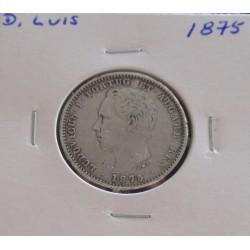 D. Luis - 200 Réis - 1875 -...