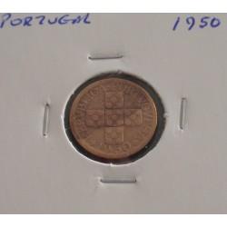 Portugal - 10 Centavos - 1950