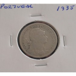 Portugal - 50 Centavos - 1935