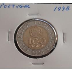 Portugal - 100 Escudos - 1998