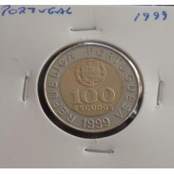 Portugal - 100 Escudos - 1999