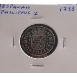 Espanha - Philippus V - 1...