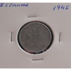 Espanha - 5 Centimos - 1945