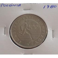 Polónia - 20 Zlotych - 1980