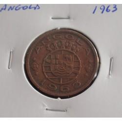 Angola - 1 Escudo - 1963