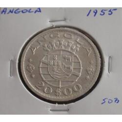 Angola - 20 Escudos - 1955...