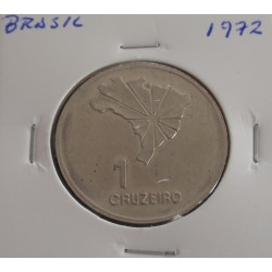 Brasil - 1 Cruzeiro - 1972