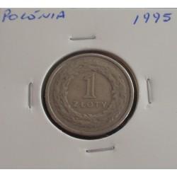 Polónia - 1 Zloty - 1995