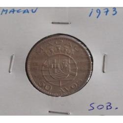 Macau - 50 Avos - 1973 - Unc